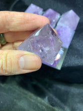 Load image into Gallery viewer, Amethyst Pyramid