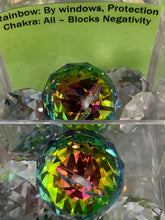 Load image into Gallery viewer, Rainbow Feng Shui Ball - Large