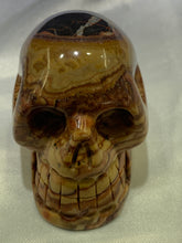 Load image into Gallery viewer, Creek Jasper Skull