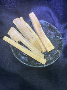 5 Sticks - Palo Santo Wood