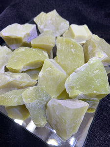 New Jade Raw - 4 Stones