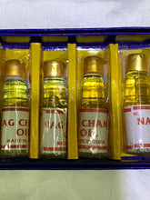Load image into Gallery viewer, Nag Champa Natural Perfume Oil