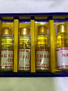 Nag Champa Natural Perfume Oil
