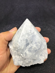 Blue Calcite Generator Point