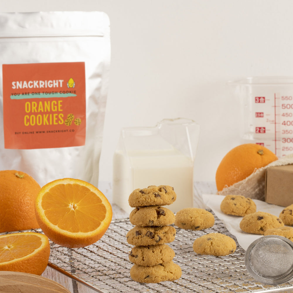 Load image into Gallery viewer, Ultimate Orange Cookies