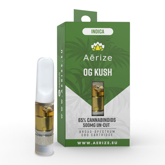 OG Kush CBD Cartridge 500MG