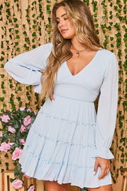 Dreaming About Vacay Mini Dress
