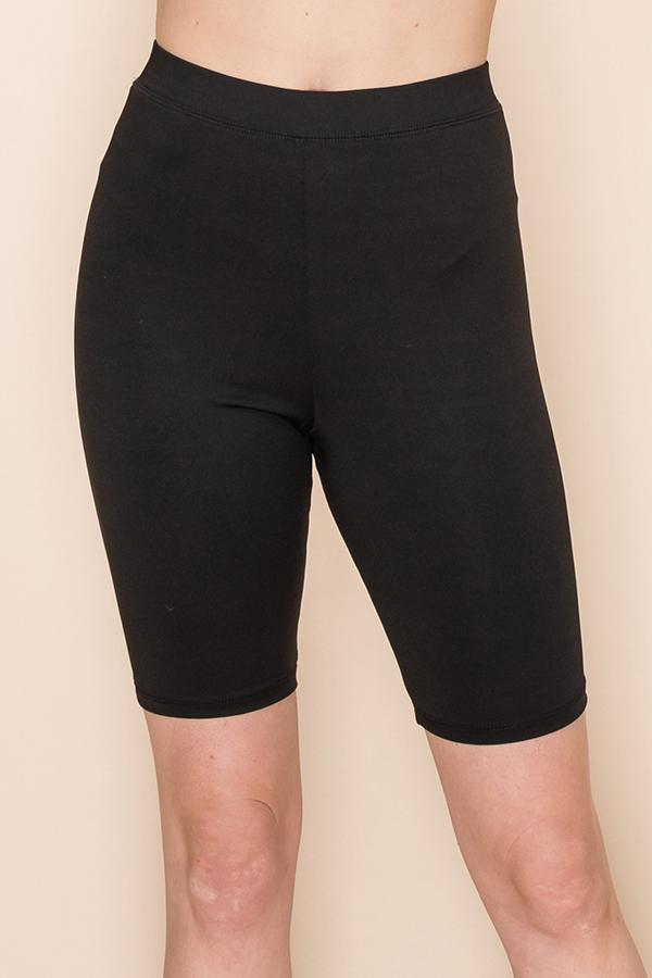 The Kim High Rise Biker Shorts
