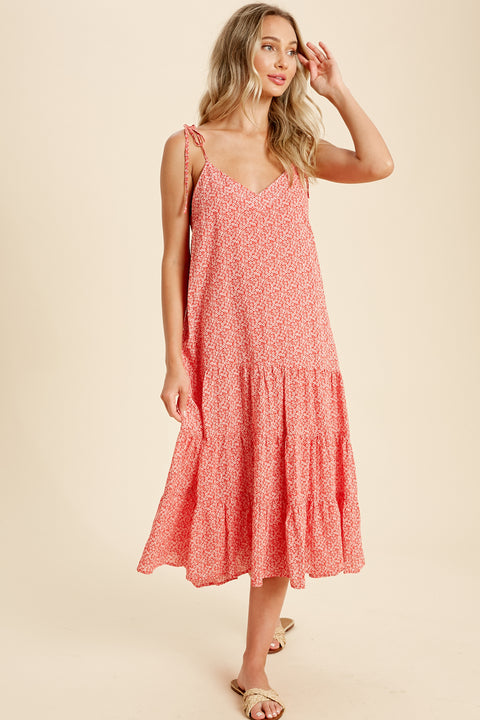 Heat Seeker Maxi Dress