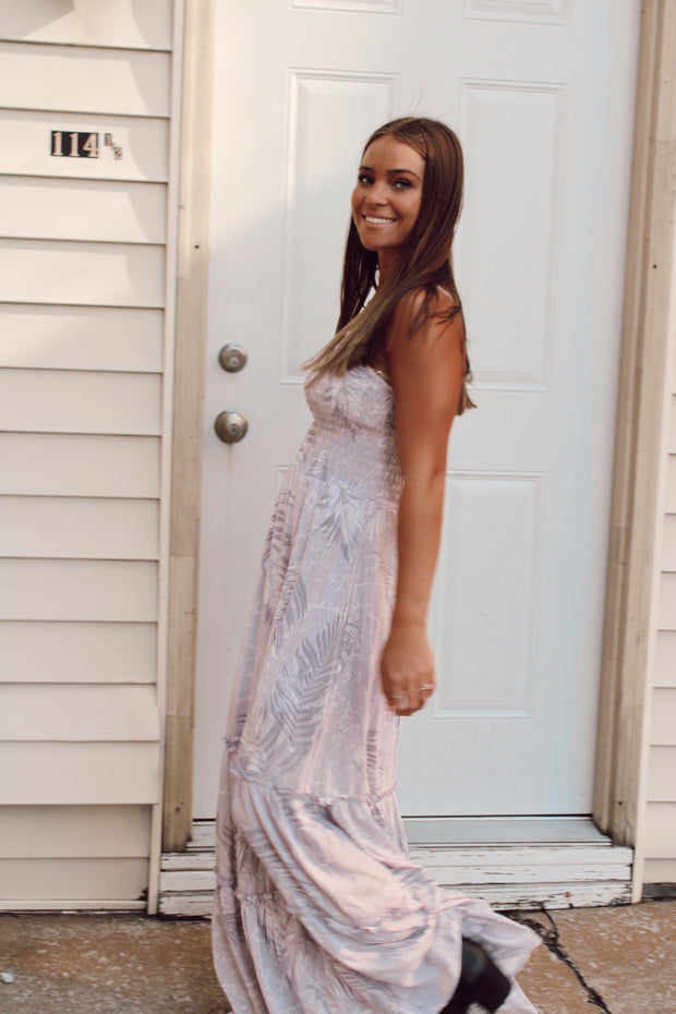 Vacation Babe Maxi Dress