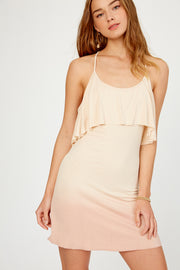 Walk My Way Ombre Layered Dress
