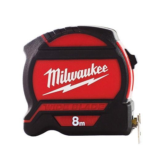 Milwaukee Wide Blade Tape Measure 8M 48227528