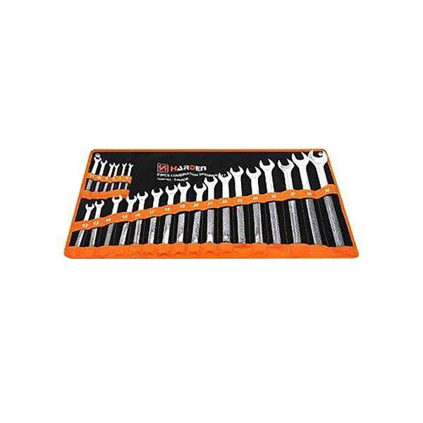 Harden 23 Piece Metric Combination Spanner Set 540106 - United Tools Townsville