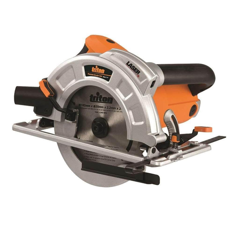 Triton 184mm 1800W Precision Circular Saw TA184CSL
