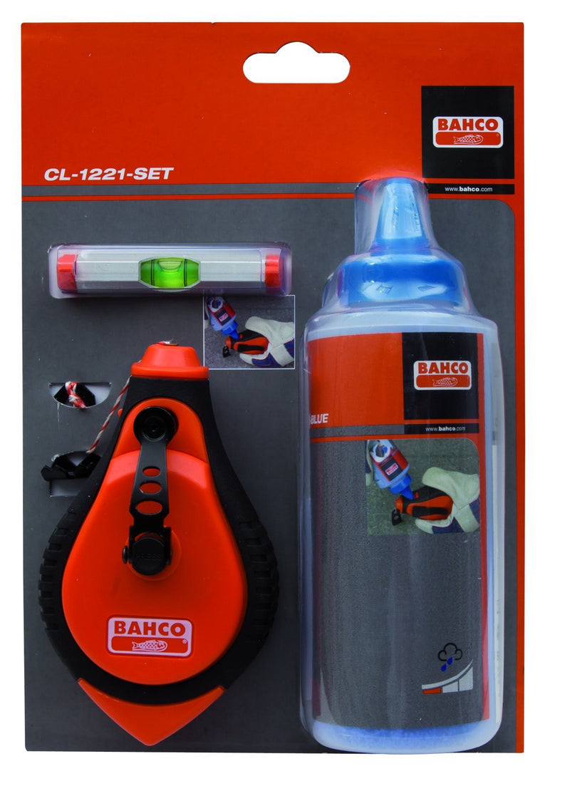 Bahco Chalk Line Set CL-221-SET