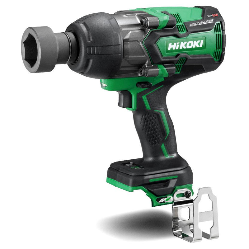 "HiKOKI 36V High Torque 3/4"" Dr Impact Wrench WR36DA(H4Z) - United Tools Townsville"