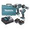 Makita 18v 5.0Ah Brushless 2 Piece Kit DLX2176T