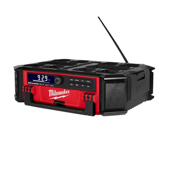 Milwaukee® PACKOUT™ Radio + Charger M18PORC-0
