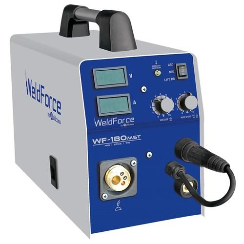 WeldForce 180 Amp MIG Stick & TIG Welder WF-180MST