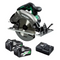HiKOKI 36V 185mm Circular Saw MultiVolt Kit C3607DA(HRZ)