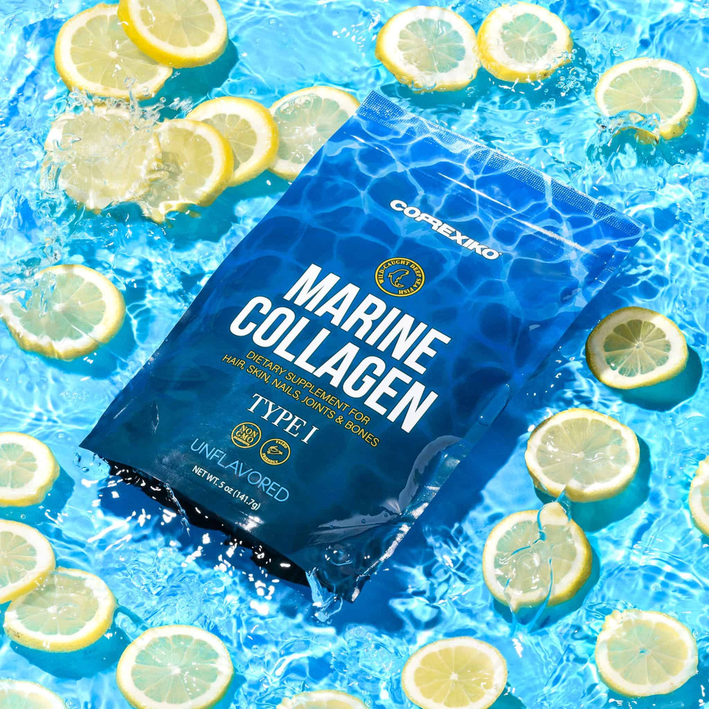 Marine Collagen Peptides Powder  (14 day supply)