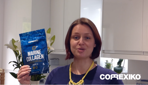 Why Collagen From CORREXIKO is the last Collagen You wil lEver going to need