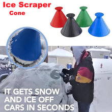 Load image into Gallery viewer, Miracle Scraper Ice Snow Remover