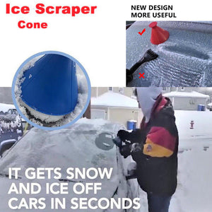 Miracle Scraper Ice Snow Remover