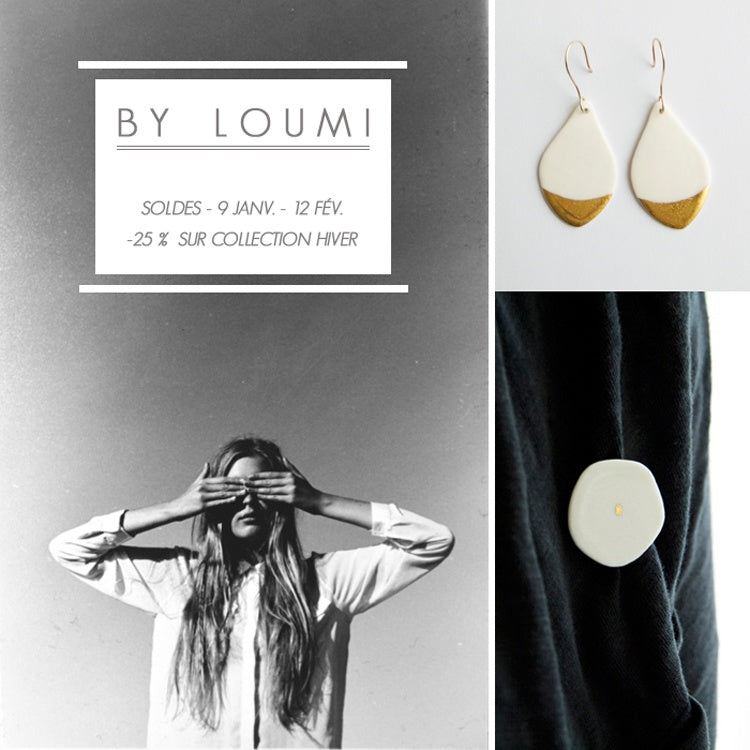 25% off sales in By Loumi store