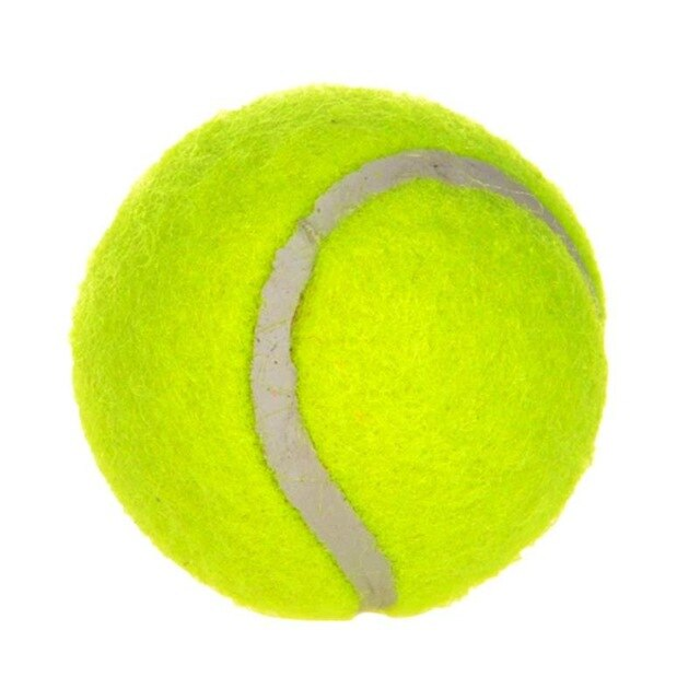6.3cm 24cm Dog Tennis Ball Giant Pet Toy Tennis Ball Dog Chew Toy Signature Mega Jumbo Kids Toy Ball For Pet Dog's Supplies