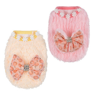 Pet Dog Clothes Autumn Winter Dog Clothes Puppy Clothes High Quality Cotton Pet Dog Cat Clothing Sipping for Small Dogs and Cats