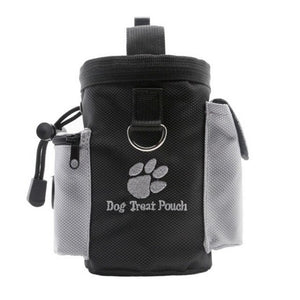 Urijk Pet Dog Walking Food Treat Snack Bag Puppy Obedience  Bait Training Food Treat Bag Pet Supplies Food Container