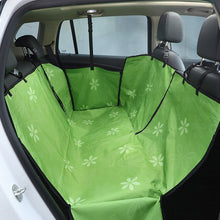 Load image into Gallery viewer, Dog Car Seat Cover  Thick Waterproof Bite Resistant Car Rear Back Trunk Cushion Protector Seat Cover Pad Mat Blanket