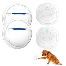 Load image into Gallery viewer, Pet Dog Doorbells Wireless Door Bell House-training Multifunction Sensor Motion (Receiver & Transmitters) Training Tool