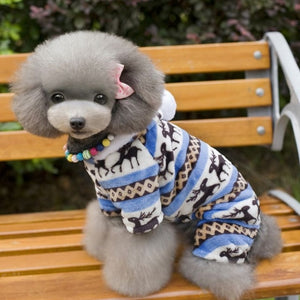 17 Styles Winter Pet Dog Clothes With Hood Super Warm Jacket Thicker Cotton Coat Waterproof For Small Medium For Dogs Puppy