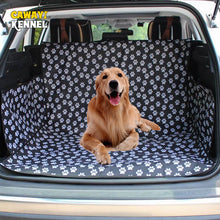Load image into Gallery viewer, CAWAYI KENNEL Pet Carriers Dog Car Seat Cover Trunk Mat Cover Protector Carrying For Cats Dogs transportin perro autostoel hond