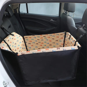 Pet Dog Carrier Car Seat Pad Safe Carry House Cat Puppy Bag Car Dog Travel Accessories Waterproof Dogs Seat Bag Basket