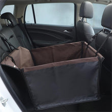 Load image into Gallery viewer, Pet Dog Carrier Car Seat Pad Safe Carry House Cat Puppy Bag Car Dog Travel Accessories Waterproof Dogs Seat Bag Basket