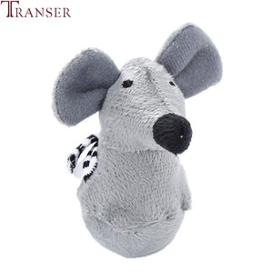 Drop Shipping Cat Toys Plush Tumbler Mouse Chicken Pet Toys Interactive Pet Dog Cat Supply 80926