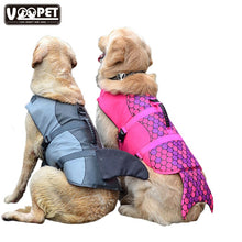 Load image into Gallery viewer, 2019 new arrival Small Dog/Cat Fish Style Saver Float Coat Pet Preserver Dog Swimming Training Summer Clothes Pool Beach Apparel
