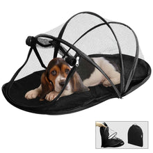 Load image into Gallery viewer, Pet Fun House Cat Dog Playpen Feline Funhouse Portable Exercise Tent with Carry Bag