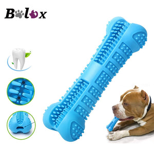 Dog Chew Toys Pet Molar Tooth Cleaner Brushing Stick Dog Toothbrush Doggy Puppy Dental Care Dog toy Pet Supplies