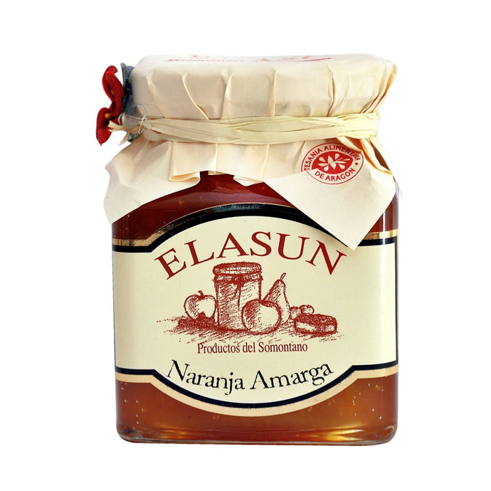 confiture Elasun Orange amère de Seville