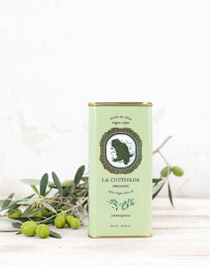 Arbequina Huile d'olive vierge extra Biologique