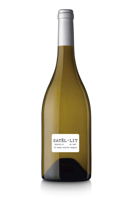 Satel-it pares balta penedes biodynamie nature carignan blanc