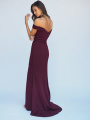 VALENCIA GOWN - WINE