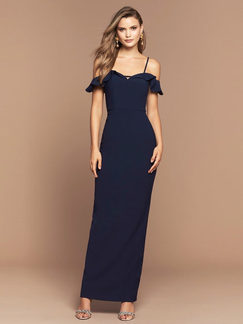 LAURA DRESS - FRENCH NAVY