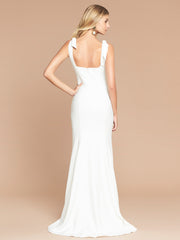 NATALIA GOWN - IVORY