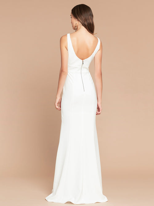 CORELLA GOWN - IVORY