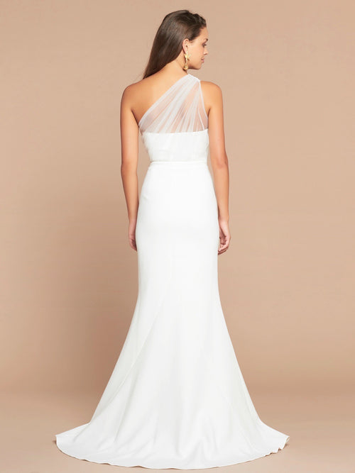 PRE- ORDER LIVIA GOWN - IVORY